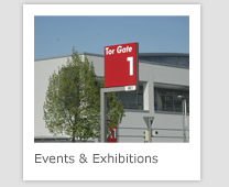 Events and Exhibitions