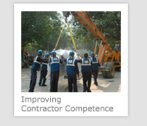 Improving Contractor Competence