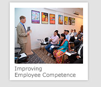 Improving Employee Competence