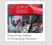 Improving Safety In Emerging Markets