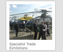 Specialist Trade Exhibitions
