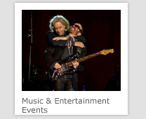 Music and Entertainment Events